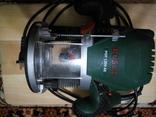 Фрезер Bosch POF 1400 ACE + фрези Спаркі photo 2