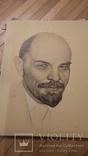 Ленин (печать на холсте,на подрамнике). photo 2