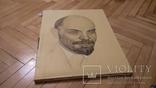 Ленин (печать на холсте,на подрамнике). photo 5