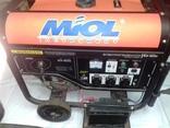 Бензиновый генератор Miol 83-500 без резерва photo 2