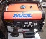 Бензиновый генератор Miol 83-500 без резерва photo 8