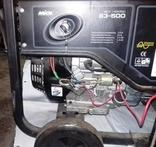 Бензиновый генератор Miol 83-500 без резерва photo 9