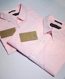 Стильная котоновая мужская рубашка, размер M