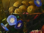 """Цветы и плоды"" х.м. 50х70 см., Новиков Ю. photo 2"