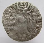Литовский грош 1536 года photo 1