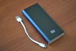 Портативное зарядное устройство Power Bank Xiaomi Mi 20800mAh photo 2
