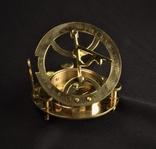 Морской прибор Компас Солнечные Часы Винтаж Латунь nr-615 photo 7