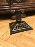 Чугунная подставка под ёлку photo 9