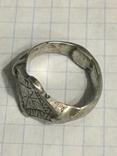Серебряный перстень 14 век орда photo 9