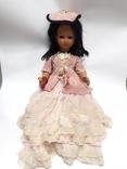Старинная Паричковая кукла в родной одежде