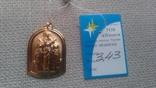 Ладанка золото 585., фото №5