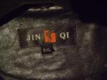 Фирменная кожаная куртка XL photo 11