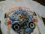 Harley-Davidson - фирменная футболка