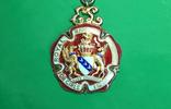 Награда масонов STEWARD. Серебро. RMIG 1934 г.