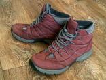 Waldlaufer - кожаные кроссовки ботинки разм.стельки 25.5 см.