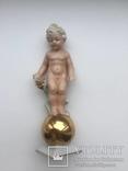 Фарфорова фігурка. Стара Німечина photo 2
