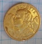 20 швейцарских франков 1897, фото №5
