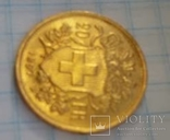 20 швейцарских франков 1897, фото №8