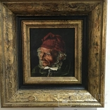 "Картина ""Портрет мужчины"", Европа."