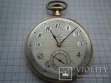 Часы карманные Швейцария 1900 г. золото 56 пробы на ходу photo 4