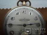 Часы карманные Швейцария 1900 г. золото 56 пробы на ходу photo 6