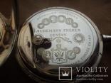 Часы карманные Швейцария 1900 г. золото 56 пробы на ходу photo 7