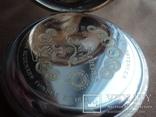 Часы карманные Швейцария 1900 г. золото 56 пробы на ходу photo 8