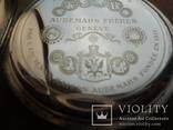 Часы карманные Швейцария 1900 г. золото 56 пробы на ходу photo 11