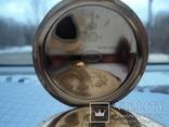 Часы карманные Швейцария 1900 г. золото 56 пробы на ходу photo 12