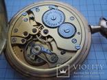 Часы карманные Швейцария 1900 г. золото 56 пробы на ходу photo 14