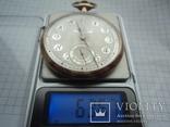 Часы карманные Швейцария 1900 г. золото 56 пробы на ходу photo 24