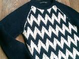 Zara Man (Испания) - теплый вязанный свитер