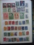 СССР подборка 129 марок 1924-40 гг