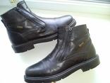Ботинки CP made in Italy из Натуральной Кожи (Розмір-42)