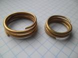 Золотые кольца. Фракийский Гальштат.