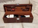 Вино в подарочном кейсе