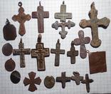 Кресты и ладонки