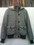 Зимняя куртка на меху S