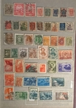 Альбом марок 1920-1963г (680шт)