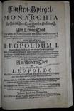 Хроніки династії Габсбургів. Прага 1673. Віха в історії європейського книгодрукування photo 4