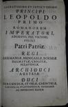 Хроніки династії Габсбургів. Прага 1673. Віха в історії європейського книгодрукування photo 7