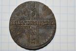 Пять копеек 1727