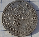 Грошен 1619 герцога Богіслава XIV Померанія