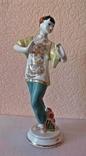 Танцующая китаянка. Вербилки