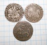 Полугрош 1558 -1559 - 1560