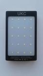 Солнечная портативная зарядка UKC 32000 mah
