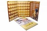 Альбом для для монет США 1 доллар Президенты и Сакагавея, фото №2