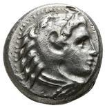 Драхма Олександра ІІІ Великого, прижиттєва
