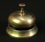Вызывной настольный колокольчик. Голландия. (0667)