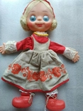 Паричковая кукла Лидочка СССР